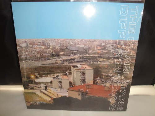 The Charlatans - Different Days - 2017 Vinyl LP, BMG Records