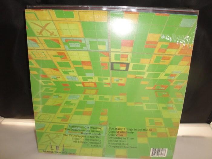 Elf Power - Twitching In Time - 2017 Vinyl LP, Athens, GA