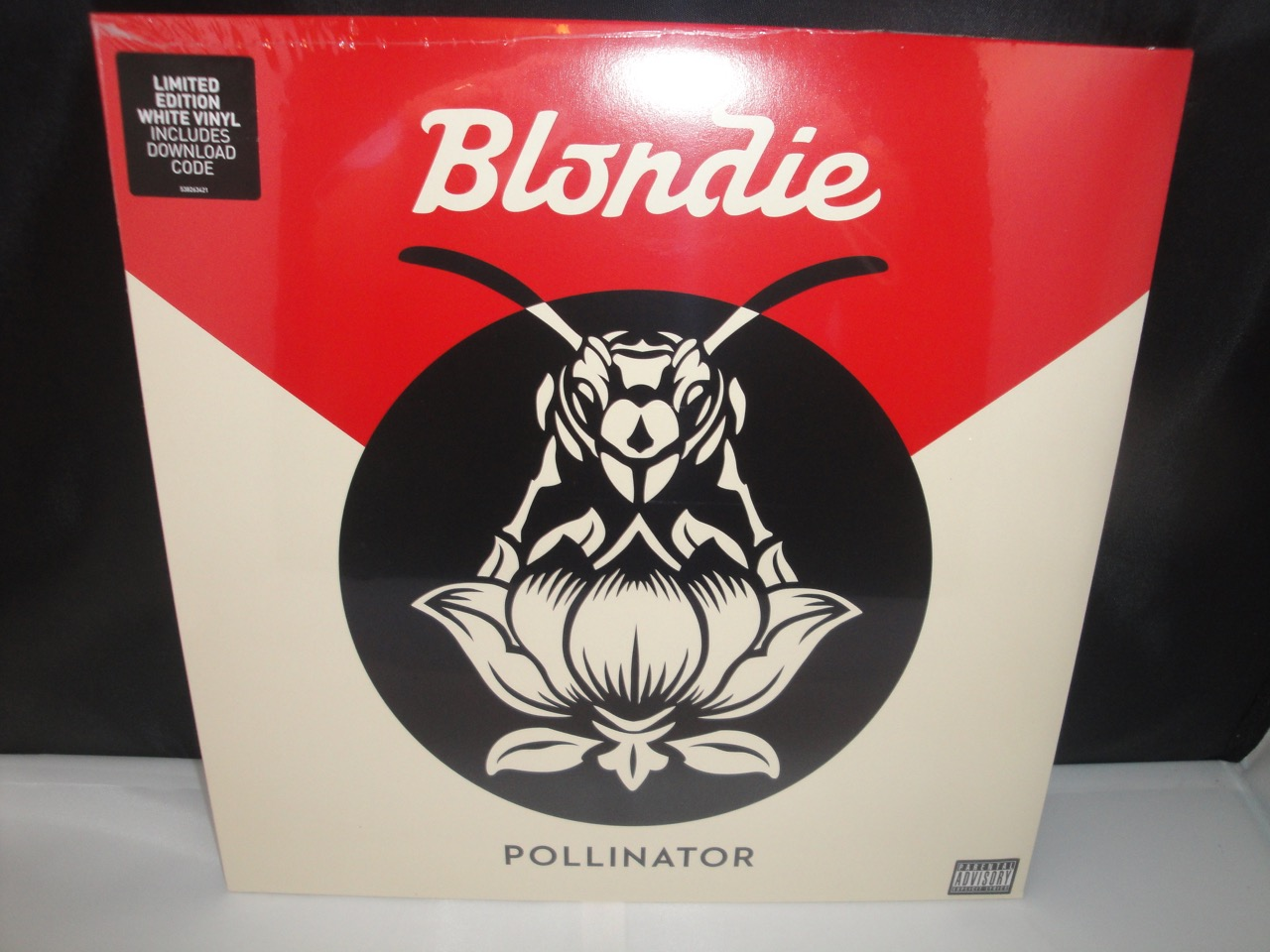 "Blondie – ""Pollinator"" (Indie-exclusive Edition) Vinyl LP 2017"