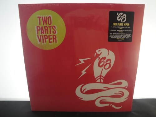 68 - Two Parts Viper - Limited Edition Transparent Green Vinyl LP