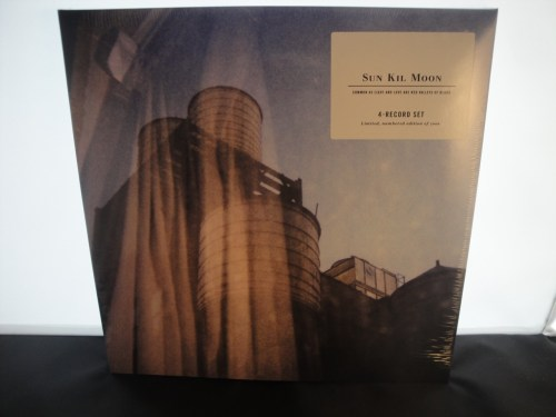 Sun Kil Moon - Common As Light & Love Are Red Valleys Of Blood - 4XLP
