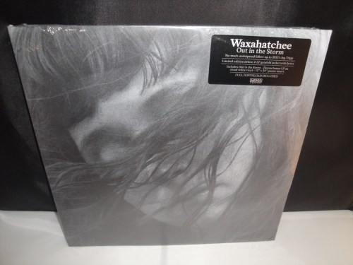 Waxahatchee - Out In The Storm - Deluxe Edition, 2XLP, Cloud White Vinyl