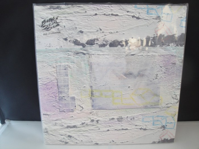 Broken Social Scene - Hug Of Thunder - 2XLP, 2017