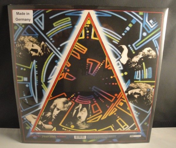 Def Leppard Hysteria 2xlp 180 Gram With Poster Lp