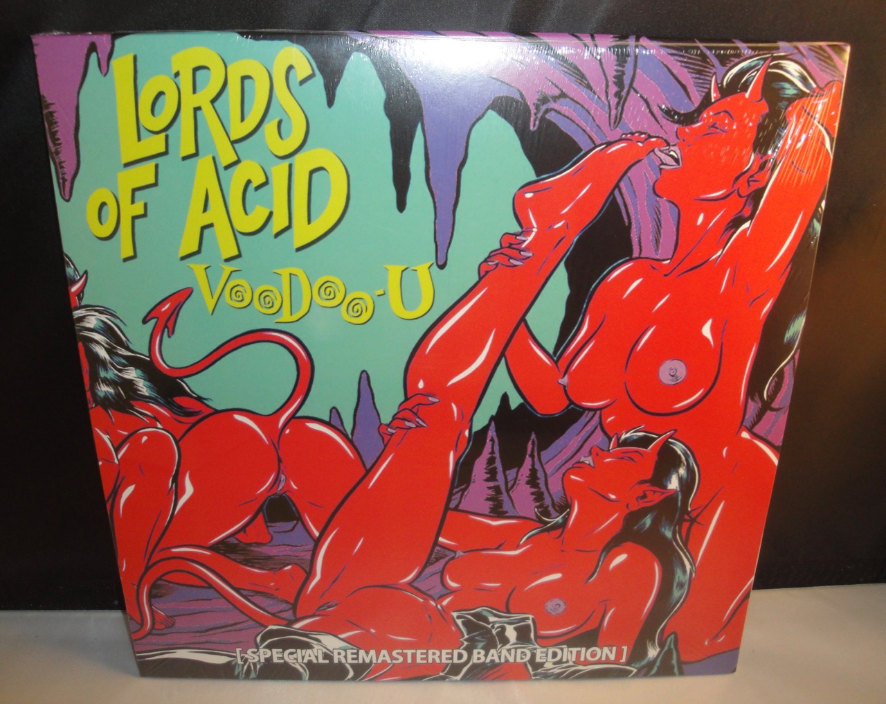 Lords Of Acid - Voodoo-u (special Remastered Band Edition) - Limited Edition, 2XLP Vinyl, 2017