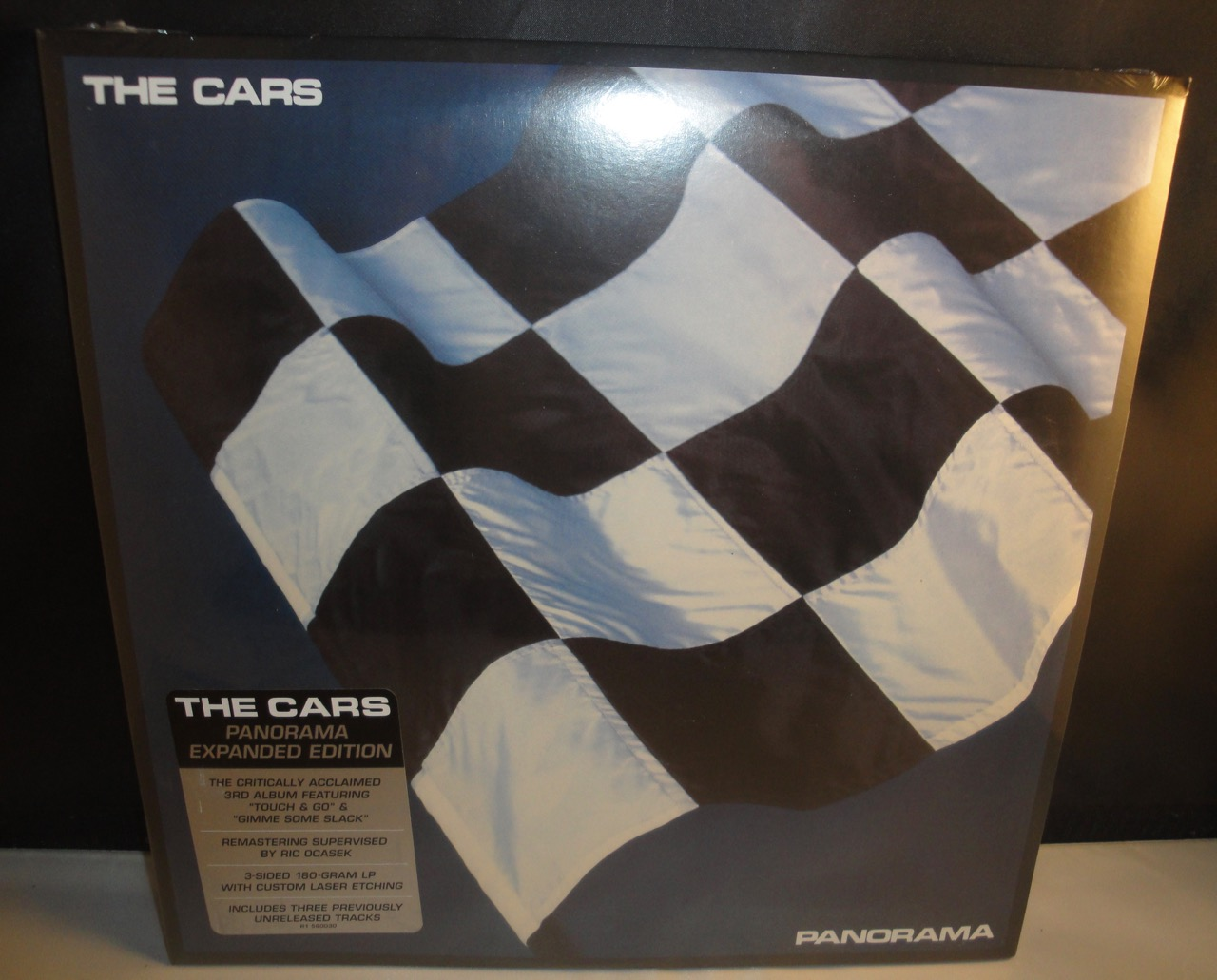 The Cars - Panorama (Expanded Edition) - Double Vinyl LP, Remastered, 2017