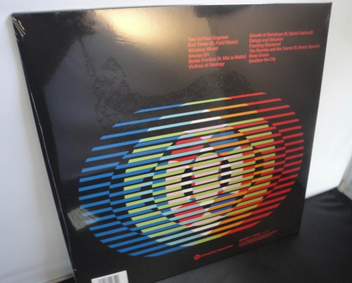 Warm Digits - Wireless World - Ltd Ed, 180 Gram, Colored Vinyl, 2017