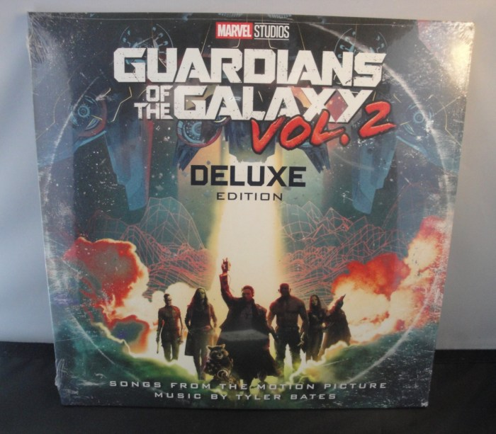 Various - Guardians of the Galaxy, Vol. 2: Awesome Mix, Vol. 2 - Deluxe 2XLP