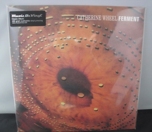 Catherine Wheel - Ferment - 2017, 180 Gram Vinyl LP, Reissue