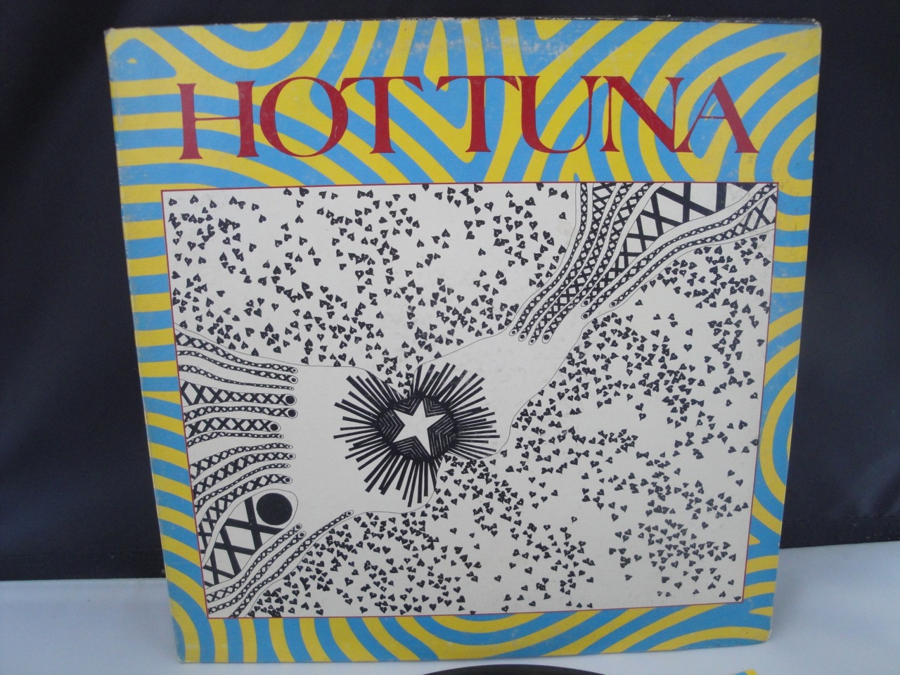 Hot Tuna - First Pull Up, Then Pull Down - 1971, Gatefold, Vinyl LP