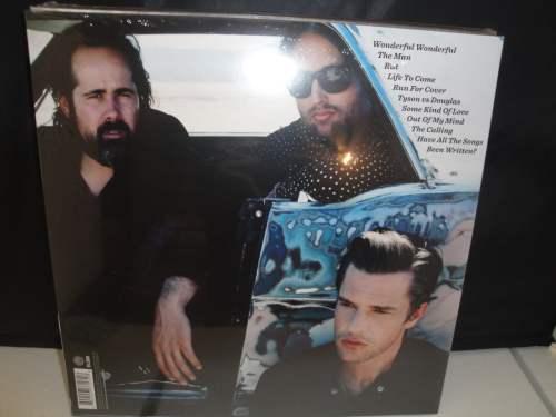 The Killers - Wonderful Wonderful - 2017 Vinyl LP, Island Records