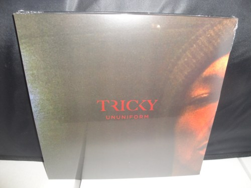 Tricky - Ununiform - 2017 Vinyl LP, Electronic