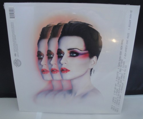 Katy Perry - Witness - Limited Edition Double Red Vinyl, LP, 2017