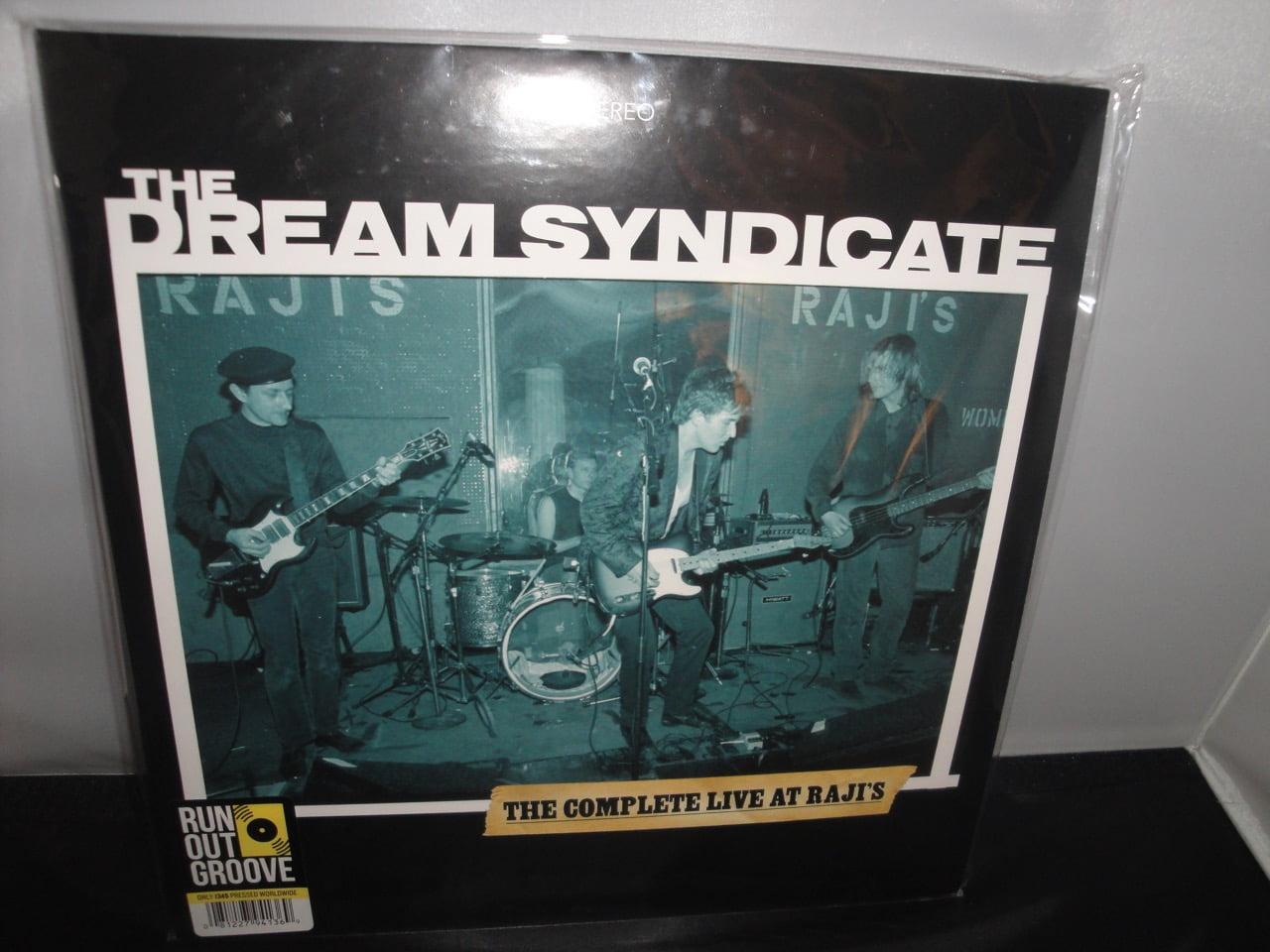 Dream Syndicate - The Complete Live At Raji's - Ltd Ed, Vinyl, 2017