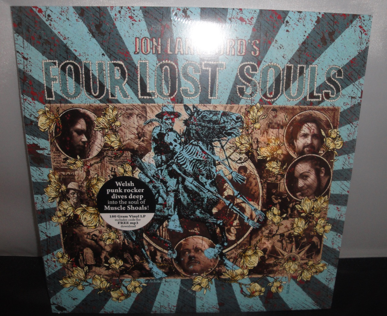 Jon Langford - Four Lost Souls