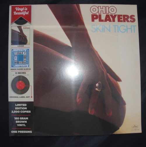Ohio Players - Skin Tight - Ltd Ed Brown 180 G Vinyl, Reissue, 2016