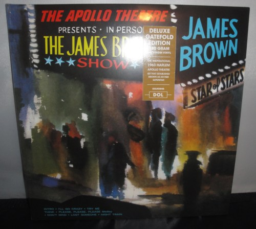 James Brown - Live At The Apollo [Import], 180 Gram, 2017, Reissue
