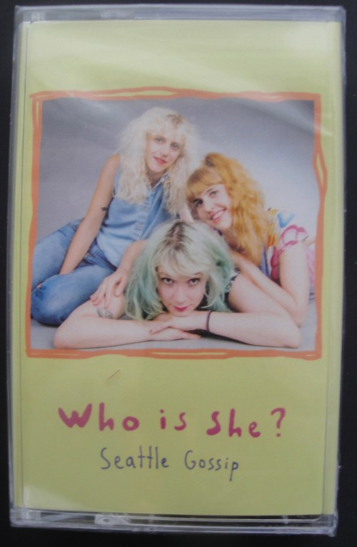 Who Is She? - Cassette For Sale