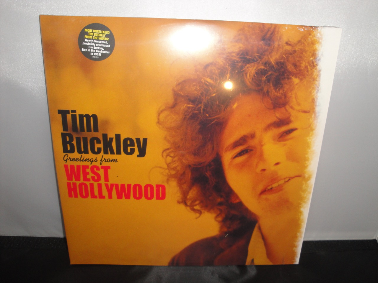 Tim Buckley - Greetings From West Hollywood - Live 1969, Vinyl, LP, 2017