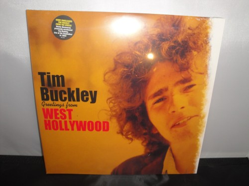 Tim Buckley - Greetings From West Hollywood - Live 1969, Vinyl, LP, 2017