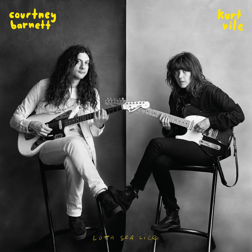 Courtney Barnett & Kurt Vile - Lotta Sea Lice - Vinyl, LP, Matador Records