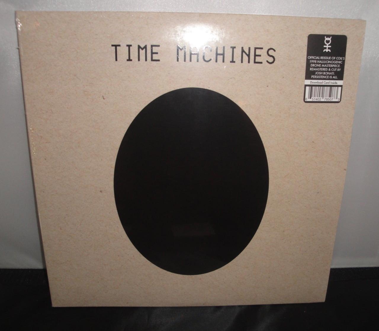 Coil - Time Machines - 2XLP, Remastered Reissue, Dais, 2017