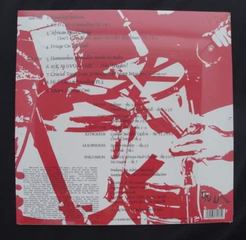 Dub Syndicate - The Pounding System - Vinyl LP, Reissue, On-U Sound, 2017