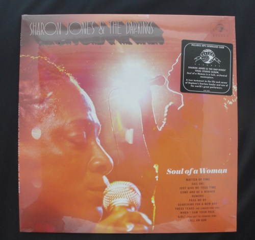 Sharon Jones & The Dap-Kings - Soul of a Woman - Vinyl, LP, Daptone Records, 2017