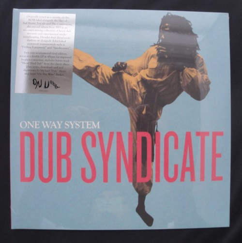 Dub Syndicate - One Way System - Vinyl LP, Reissue, On-U Sound, 2017