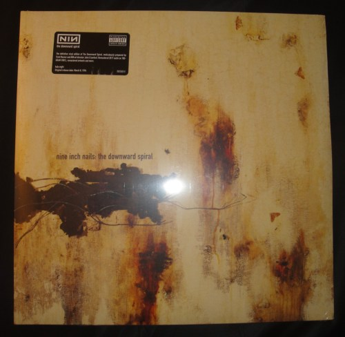 Nine Inch Nails - The Downward Spiral - 2XLP, Vinyl, Deluxe Reissue, Nothing, 2017