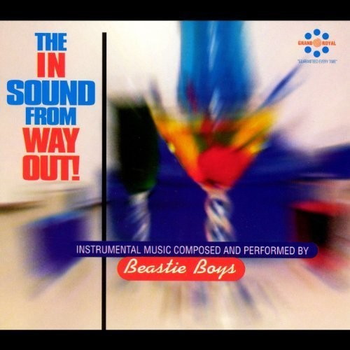 Beastie Boys - The In Sound From Way Out - Vinyl LP, Capitol, Reissue, 2017
