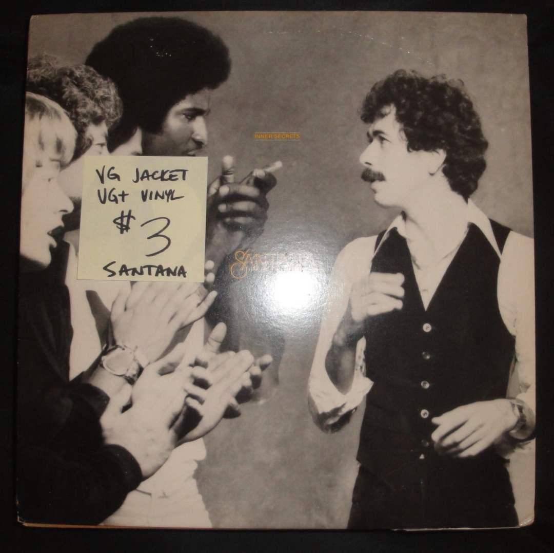 Santana Vinyl