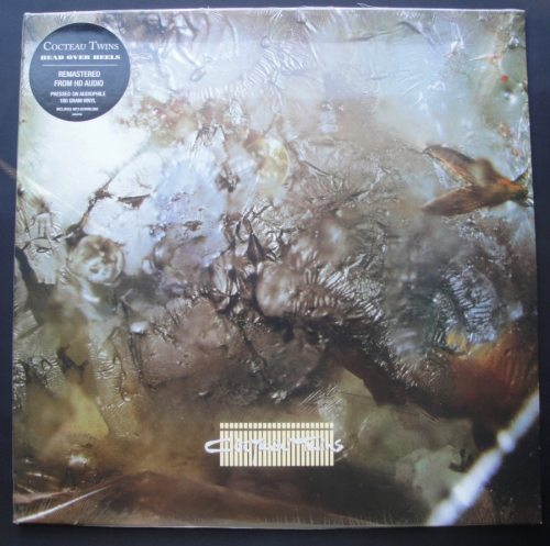 Cocteau Twins - Head Over Heels - Remastered, Vinyl, LP, Reissue, 4AD, 2018