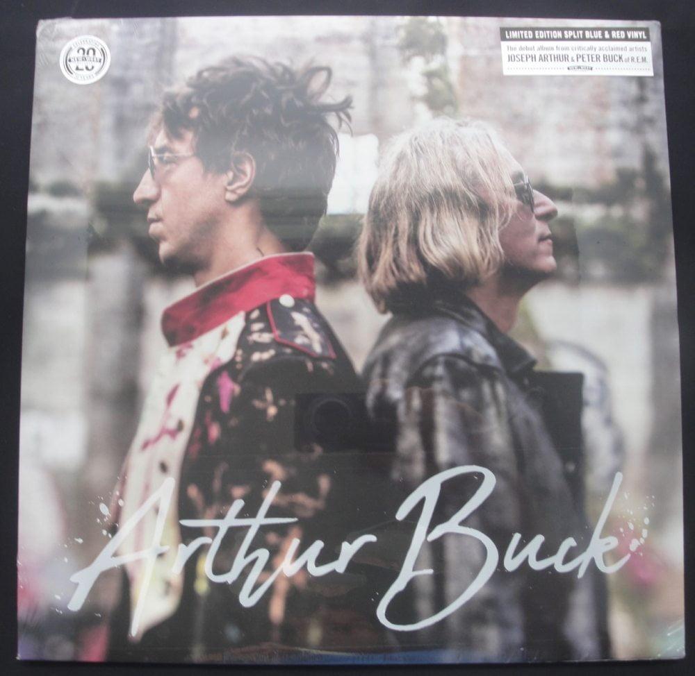 Arthur Buck - Joseph Arthur and Peter Buck (R.E.M.), Ltd Ed, Colored Vinyl, New West, 2018