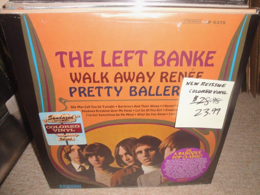 The Left Banke Walk Away Renee Pretty Ballerina Gold, Colored Vinyl, 2018