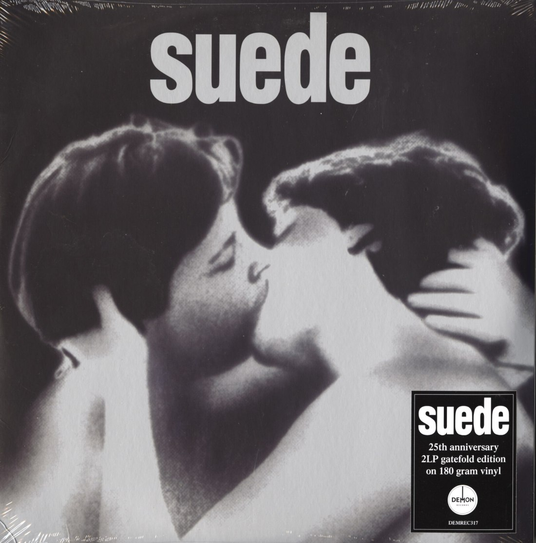 Suede - Suede: 25th Anniversary Edition [Import] - 2XLP, Vinyl, Demon Records UK, 2018