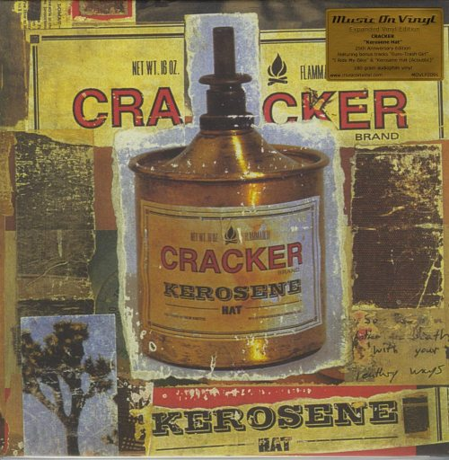 Cracker - Kerosene Hat [Import] - Limited Edition, 180 Gram, Double Vinyl, Music On Vinyl, 2018