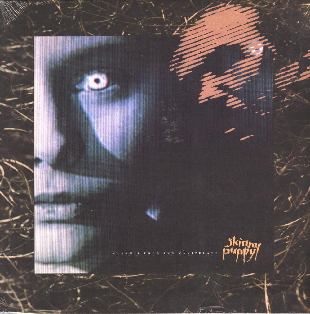 Skinny Puppy - Cleanse Fold And Manipulate, Vinyl, LP, Reissue, Nettwerk, 2018