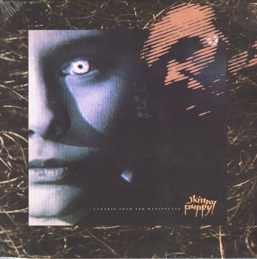 Skinny Puppy - Cleanse Fold And Manipulate, Vinyl, LP, Reissue, Nettwerk, 2018