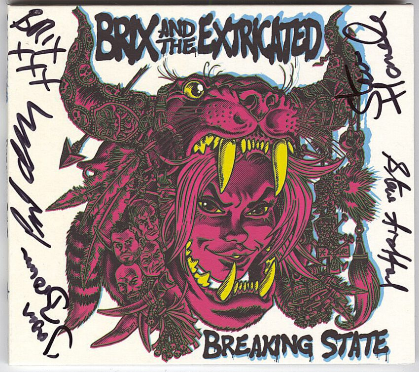 Brix & The Extricated ‎– Breaking State