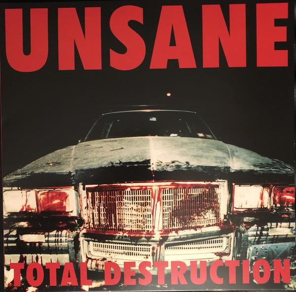 Unsane - Total Destruction - Vinyl, LP, Reissue, Matador Records, 2018