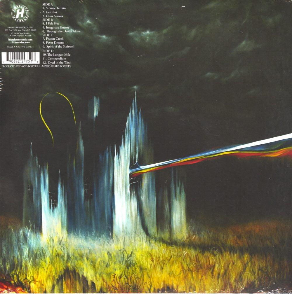 Circa Survive - Blue Sky Noise - Vinyl, LP, Remastered, Hopeless Records, 2018