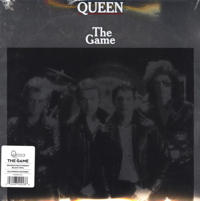 Queen - The Game - Vinyl, LP, Reissue, Hollywood Records, 2018