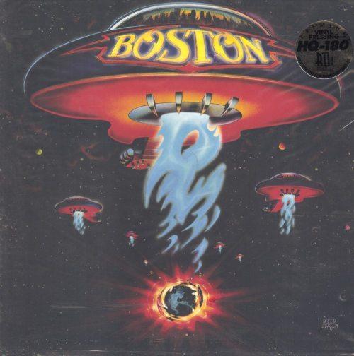 Boston - Boston - 180 Gram Vinyl, Gatefold Jacket, Ltd Ed, Audiophile, Anniversary Edition, 2019