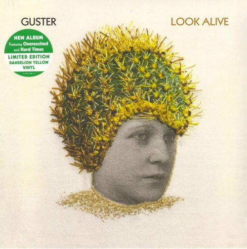 Guster - Look Alive - Limited Edition, Yellow, Colored Vinyl, Nettwerk Records, 2019