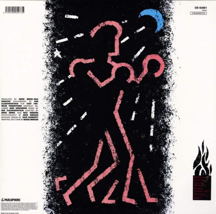 David Bowie - Let's Dance - Vinyl, LP, Remastered, Parlophone, 2019