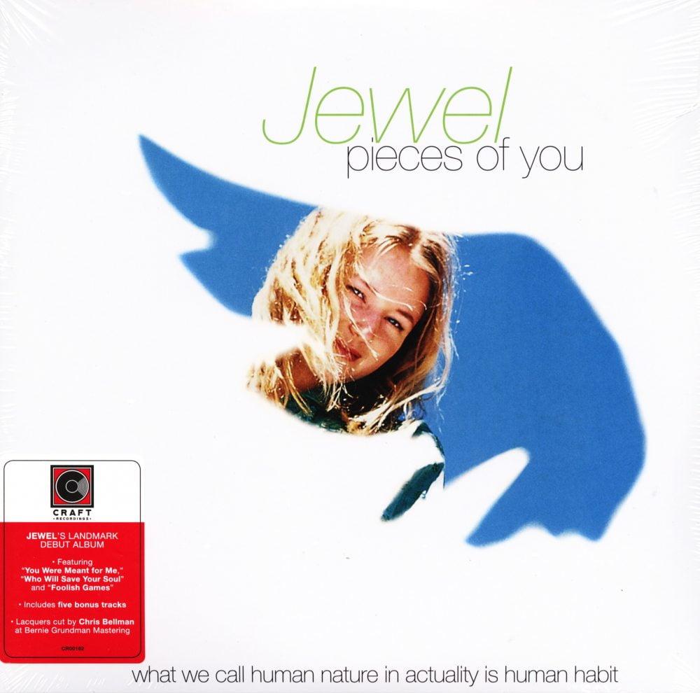 Jewel - Pieces of You - 2XLP, Vinyl, Reissue, Craft Recordings, 2019
