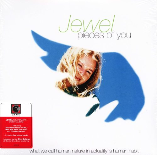 Jewel - Pieces of You - 2XLP, Vinyl, Reissue, Craft Recordings, 2019