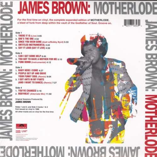 James Brown - Motherlode - 2XLP, Double Vinyl, Gatefold, Reissue, UMG, 2019