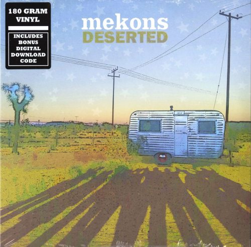 Mekons - Deserted - 180 Gram Vinyl, Digital Download Card, Bloodshot Records, 2019